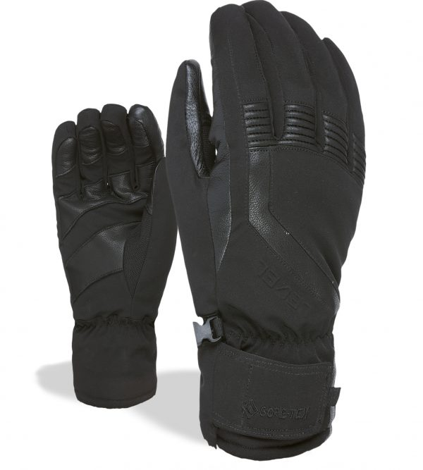 GUANTO LEVEL Super Radiator GORETEX Nero